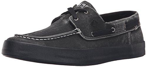 Men's Black Top Eye Wahoo Sneaker 2 Sider Sperry Fashion wzvqEZv