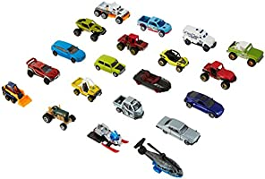 Matchbox Adventure 20 Car Pack