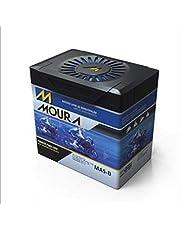 Bateria Moura Moto 5ah - Ma5-d ( Antiga Ma6-d ) - Selada Agm ( Ref. Yuasa: Ytx5l-bs )