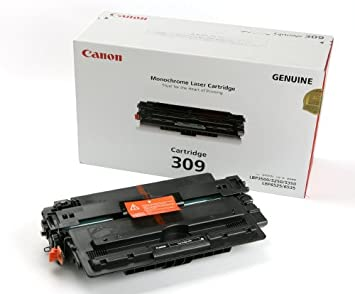 canon 309 LBP 3500 Toner Cartridge Toner Cartridges at amazon