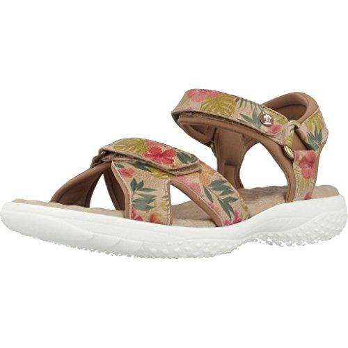Sandali / Sandali, Colore Brune, Marca Panama Jack, Modello Sandali / Sandali Panama Jack Noja Tropical B2 Brune Brown