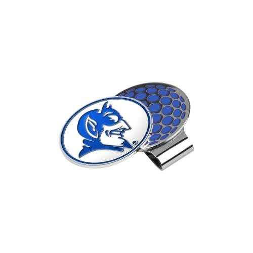 Duke Blue Devils Hat Clip - NCAA Duke Blue Devils - Golf Hat Clip with Ball Marker