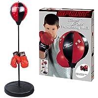 """""""King Sport Boks Torbası ayarlanabilir yükseklik 90–130cm (88,9cm-51) zemin çapa"""