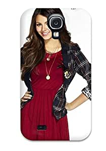 Defender Case With Nice Appearance (victoria Justice) For Galaxy S4