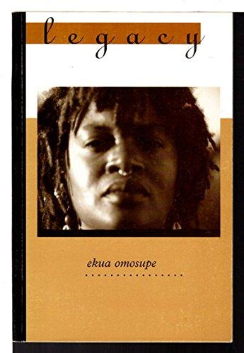Legacy by Talking Circles Press