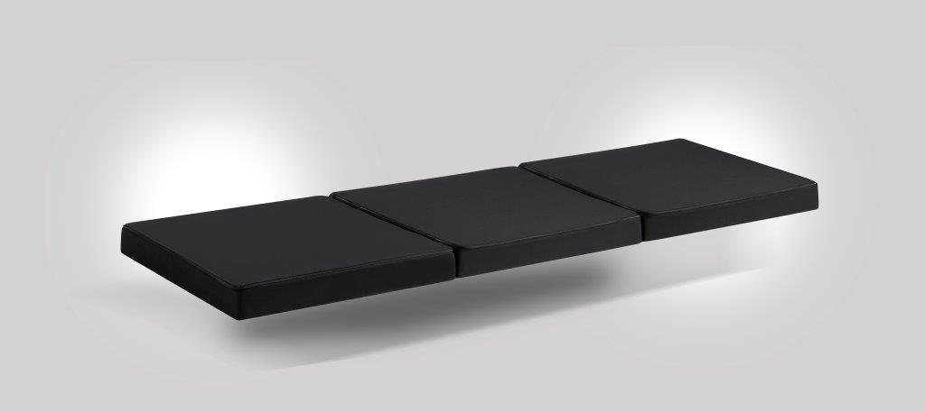 Colchón Plegable para Invitados 65x195x8. Fabricado en España: Amazon.es: Hogar