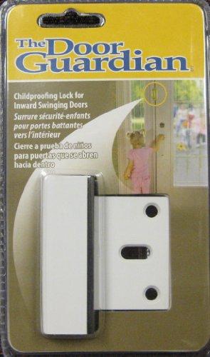 Amazon.com : Cardinal Gates Door Guardian, Brass : Indoor Safety Gates :  Baby