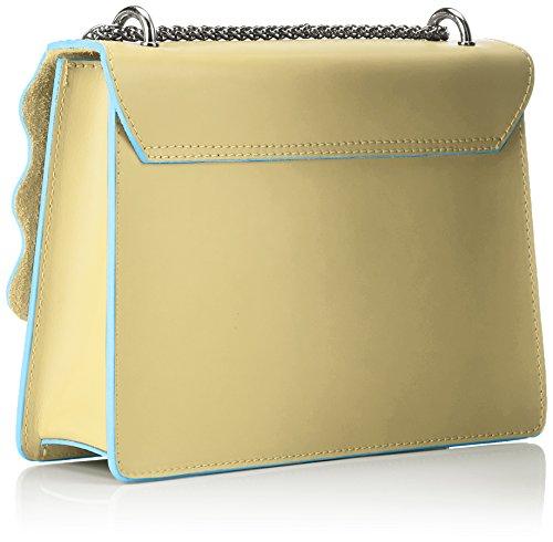 Yellow Borse Yellow à Jaune sac Chicca 8705 main zYqwP0Bx