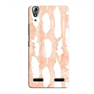 Cover It Up - White Feather Pink A6000 Hard Case