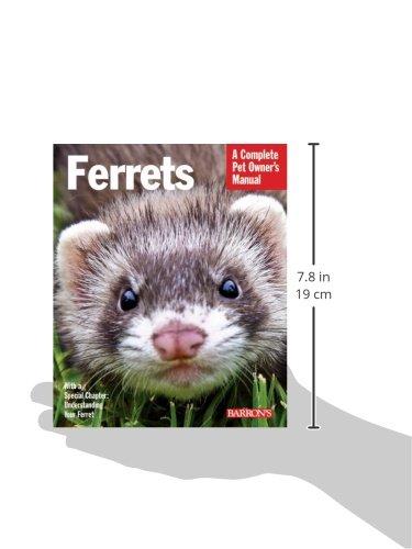 Ferrets: Barron's Pet Owner's Manual (Complete Pet Owner's Manuals) 2