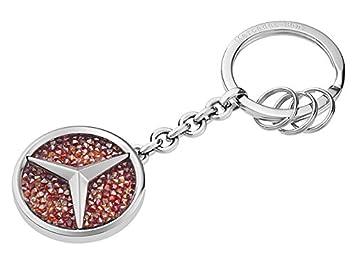 Mercedes Benz Saint Tropez - Llavero Color Rojo: Amazon.es ...
