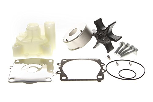 Replacement Kits Brand Yamaha Outboard Water Pump Impeller Kit 61A-W0078-A2 & A3 with HOUSING -