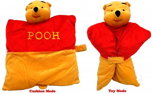 [Disney Winnie The Pooh Animal 2in1 Cushion [Kitchen & Home]] (Winnie The Pooh Costume Ideas)