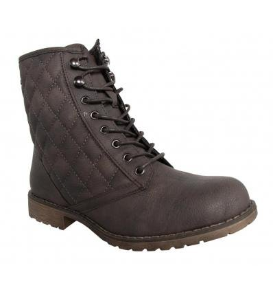 Botines de Mujer MTNG 51452 CARETO TAUPE