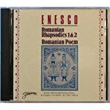 Enesco%3A Romanian Rhapsodies 1  and  2%