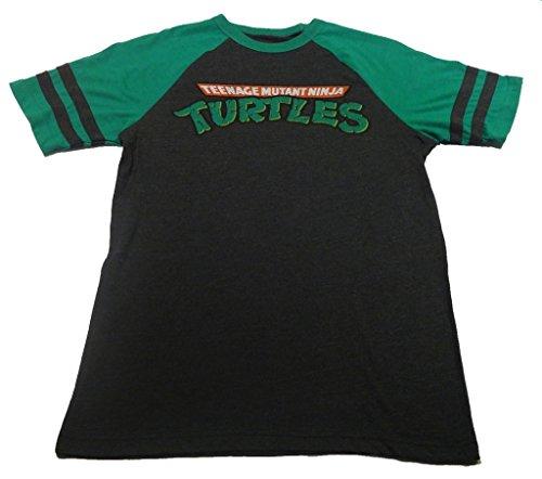 TMNT Teenage Mutant Ninja Turtles Mens Shirt (X-Large) (Ninja Turtle Sai)