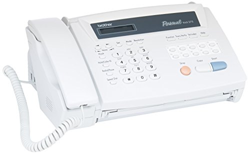 Brother FAX275 Personal Fax and Telephone