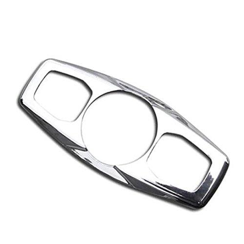 For Ford Everest SUV 4dr Rear Back Inner Reading Light Lamp Cover Trim 2pcs 2015 2016
