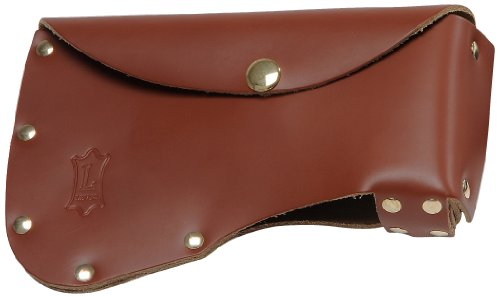 Levy's Leathers S65C Leather Axe Sheath (Walnut)  - S65C-WAL ()