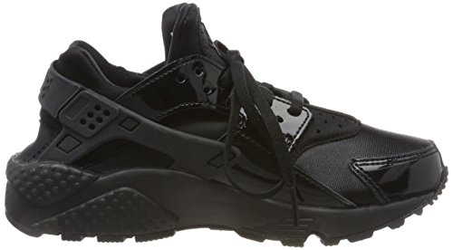 Mujer Black NIKE para Huarache Black Air Run Zapatillas Negro black 6XP6q