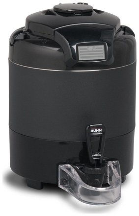 Bunn Thermofresh Digital - 1 Gal Server Without Base - Black - 42700-0051