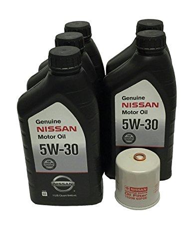 nissan motor oil - 4