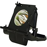 AuraBeam Professional Television Replacement Lamp for RCA M50WH74 with Housing (Powered by Philips)