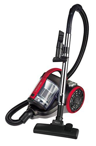 Polti Forzaspira C110 – Aspirador ciclónico sin bolsa potente de 1400 W