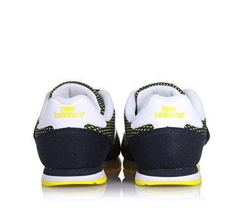 Balance Sneaker Jaune enfant New Bleu KA373NRP fYRqwF
