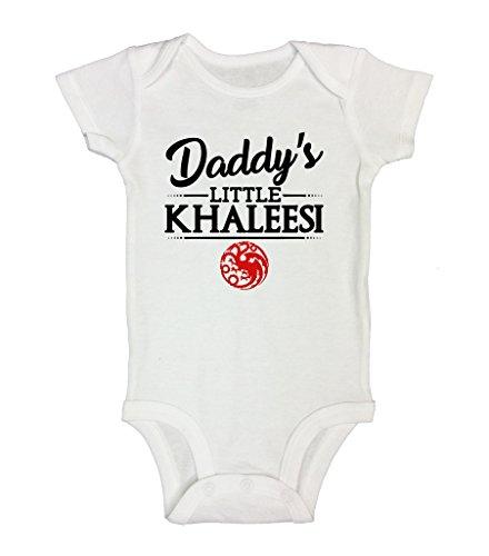 Bodysuits Little Khaleesi Royaltee Shirts product image