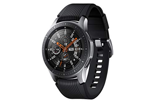 Samsung SM-R805FZSADBT Galaxy Watch 46 mm (LTE), Argento 3