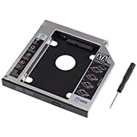 Case HD Adaptador 9,5mm Segundo Hd Ssd Sata No Notebook