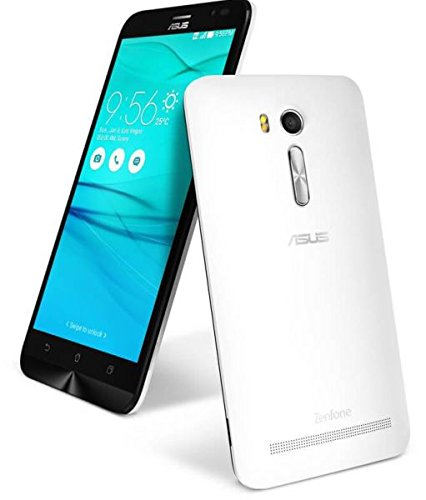 Asus Zenfone GO 3G h+ Unlocked Android Dual sim ZB452KG Global 4.5″ 8GB Quad Core Desbloqueado (White)