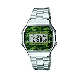 Watch Casio Collection A168wec-3ef Unisex Multicolour