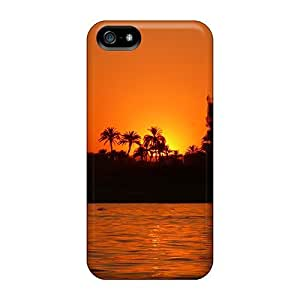 Cute Tpu MDCH The Nile By Sunset Case Cover For Iphone 5/5s