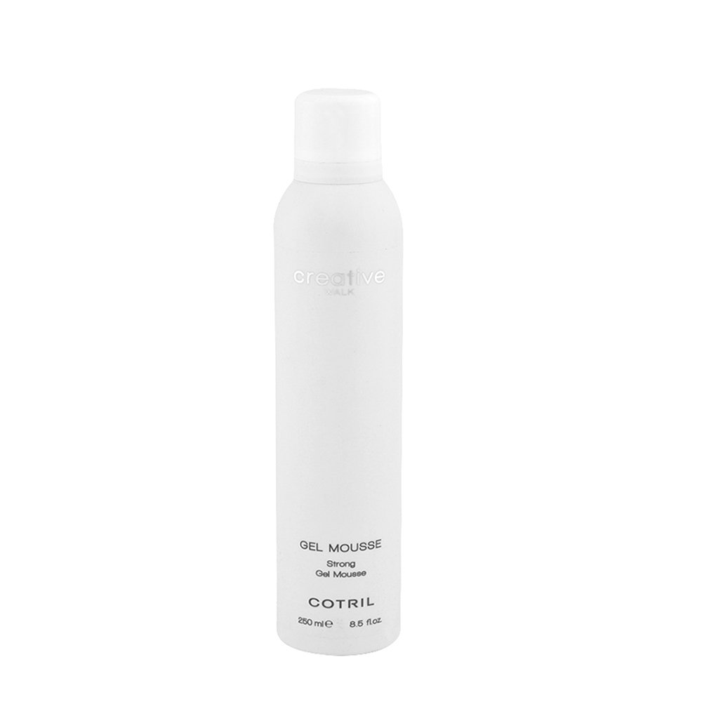 Cotril Creative Walk Styling Gel Mousse 250ml - effetto bagnato