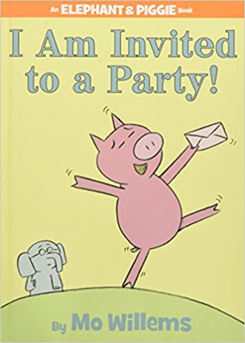 amazon i m invited to a party an elephant and piggie book mo