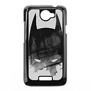 HTC One X Cell Phone Case Black Batman Mask Xskfv