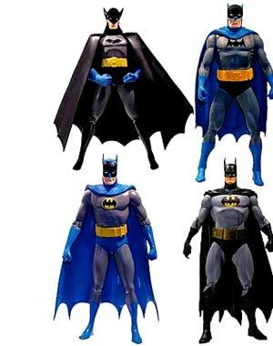 First Appearance Batman Costume (Batman Through the Ages Boxed Set)