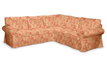 Funda sofá para Ikea ektorp en Venecia Rojo: Amazon.es: Hogar