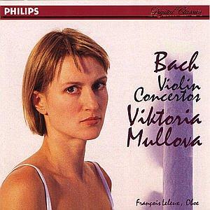 Johann Sebastian Bach, Viktoria Mullova, Mullova Ensemble - Bach ...