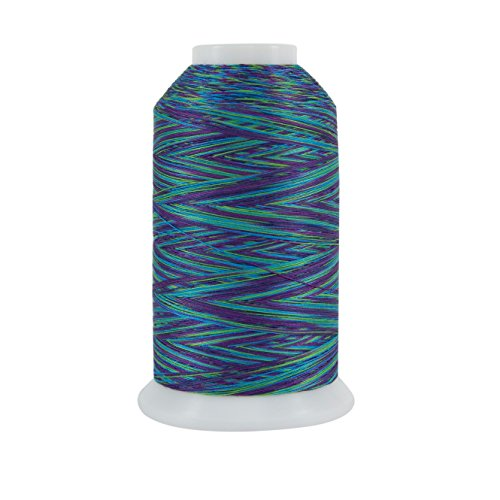 Superior Threads 121029XX935 Arabian Nights 3-Ply 40W King TUT Cotton Quilting Thread, 2000 yd