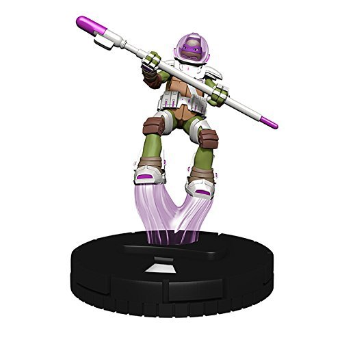 Amazon.com: Heroclix Teenage Mutant Ninja Turtles Shredders ...