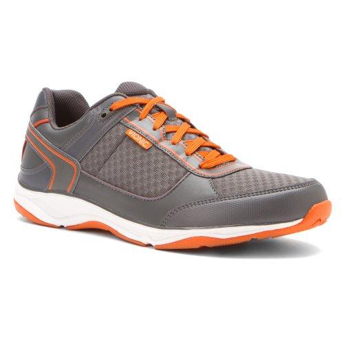 Orthaheel - Zapatillas de nordic walking para hombre gris - gris