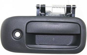 Fits 96-09 Express Savana Van Outside Right Hinged Double Door Handle w// keyhole