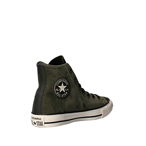 Suede Gymnastique Hi Converse Collard Star green O Chaussures Mixte Adulte egret All De prnpY6