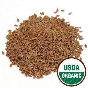 Starwest Botanicals Organic Flax Seed 1 Lbs