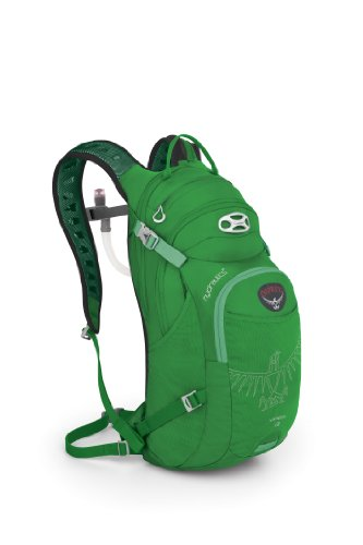 Osprey Men's Viper 13 Hydration Pack, Go Green, One Size, Outdoor Stuffs