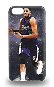 Extreme Impact Protector NBA Sacramento Kings Rudy Gay #8 3D PC Case Cover For Iphone 5/5s ( Custom Picture iPhone 6, iPhone 6 PLUS, iPhone 5, iPhone 5S, iPhone 5C, iPhone 4, iPhone 4S,Galaxy S6,Galaxy S5,Galaxy S4,Galaxy S3,Note 3,iPad Mini-Mini 2,iPad Air )