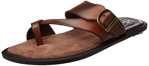 d32326c707dd Hush Puppies Men s Leather Hawaii Thong Sandals  Buy Online at Low Prices  in India - Amazon.in